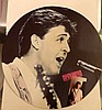 Beatles Paul McCartney A  proof mock-up of the 7