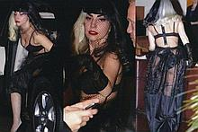 Gaga, Lady Personally worn mesh dress