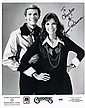 CARPENTERS, THE autographed photograph signed