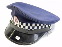 Hills Hat LTD New Zealand Police Hat Size 7 1/8