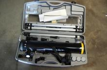 National Geographic NG76AZ Telescope With Case
