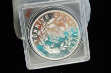 2002 Turkey 10,000,000 Lira Sterling Coin