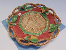 Fitz & Floyd Decorative Autumn Plate
