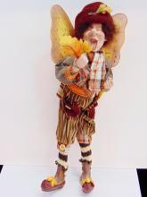 Winward Nature Pixie Or Fairy Doll Figurine