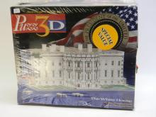 Puzz 3D White House & Bavarian Mansion Puzzles