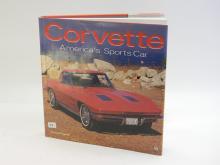 Corvette Americas Sports Car Hardback Book