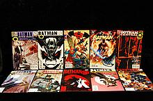Lot Of 10 Batman Comics 2000s