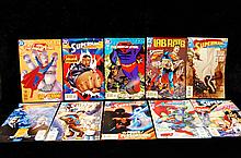 Lot Of 10 Superman Comics 2000s