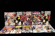 Lot Of 10 Gen 13 Comics 2000s