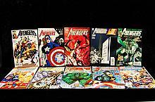 Lot Of 10 The Avengers Comics 90s & 2000s