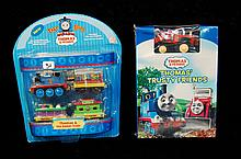 Thomas The Train Die-Cast toys & Sing A Long DVD