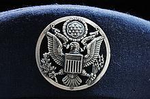Airforce Servicemans Cap