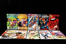 10 Superman Comics 90s & 2000s