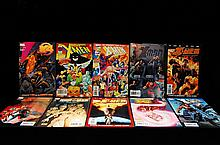 Lot Of 10 Xmen Comics 2000s