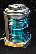 Perko Green Navigation Light