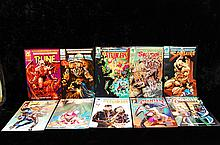 Lot Of 10 Ultraverse Comics 1994