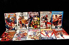 Lot Of 10 Captain America 2000s
