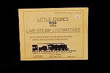 Little Engines 1950 Catalog, Manual