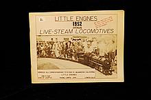 Little Engines 1952 Catalog, Manual