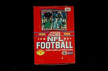 1990 Score NFL Football Payer Cards Series 1