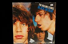 The Rolling Stones black And Blue 1976 Record