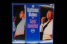 The Righteous Brothers Sayin Somethin Record