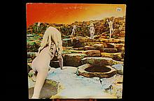 Led Zeppelin Houses Of T he Holy 1973 Record