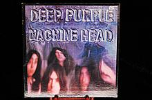 Deep Purple Machine Head Record