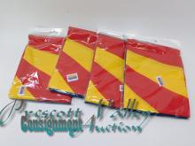 Lot of 4 New Polyester 3'x5' Arizona State Flags