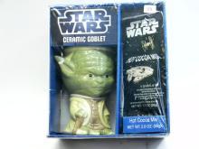 Star Wars Yoda Ceramic Goblet