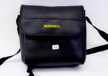 Bushnell 10x50 Wide Angle Black Binoculars with Case and Lens Caps