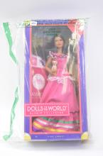 Barbie Pink Label Dolls of the World Mexico Sealed in Factory Plastic