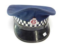 Wellington New Zealand Police Officers Cap