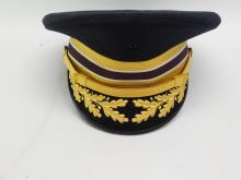 Vintage Bancroft Military Caps Officers Cap