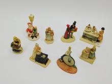 Vintage Lot Of A Sebastian Originals Miniatures