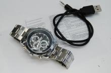 New Spy Wrist Watch W/ Video & Audio