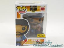 New Funko Pop! Television The Walking Dead Hot Topic Exclusive Tyreese 310 Vinyl Figure