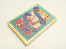 Unopened First Edition Baseball Hall of Fame Baseball Card Stamps