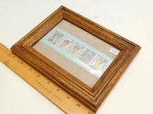 Princess Diana 26 Cent Stamps in Frame