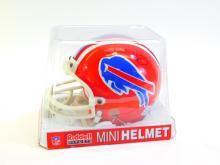 Buffalo Bills Signed Travis Henry Mini Helmet