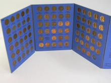 1941-74S US Cent Penny Coin Folder