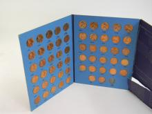 1959-84D Lincoln Cent US Penny Coin Folder