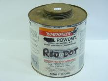 Winchester Super-Lite Ball Gun Powder Canister