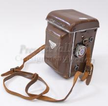 Vintage Yashica Mat LM Copal MXV Medium Format Twin Lens Camera with Case
