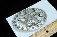 Vintage Western Style Eagle Belt Buckle