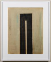 ROBERT MAKI (1938- , WA) PASTEL AND GRAPHITE ON PAPER - Signed and dated at lower right. Titled