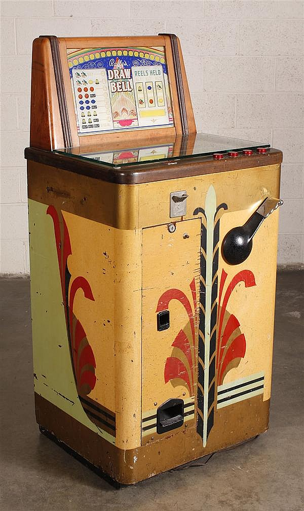 slot machines value