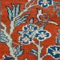 CARPET: HAND-KNOTTED TABRIZ - Wool on a cotton warp with red field