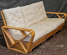 MODULAR SOFA - Manufactured by the Blas Gonzales Furniture Factory