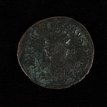 ANCIENT ROMAN BRONZE COIN - Probus - Roman Emperor, 276-282 AD